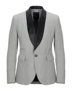 Пиджак TOM REBL. Цвет: серый