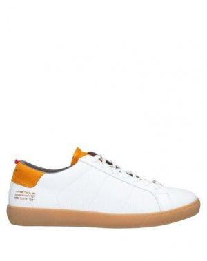 Низкие кеды и кроссовки AMBITIOUS. Цвет: белый