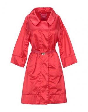 Легкое пальто VDP CLUB. Цвет: красный