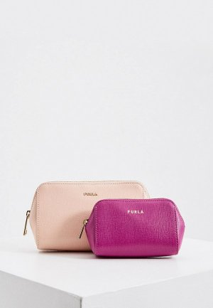 Комплект Furla ELECTRA. Цвет: розовый
