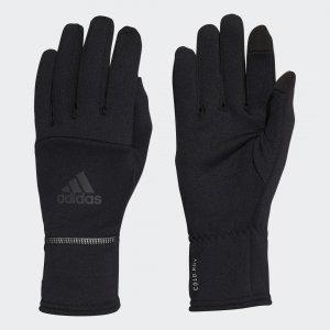 Перчатки COLD.RDY Performance adidas. Цвет: черный