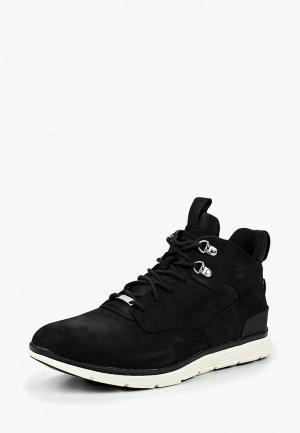 Ботинки Timberland KILLINGTON WP HIKERC BLACK. Цвет: черный