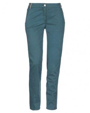 Повседневные брюки ALVIERO MARTINI 1a CLASSE. Цвет: темно-зеленый