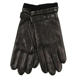 Перчатки GEORGES/AGN/C100 черный AGNELLE