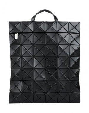 Рюкзаки и сумки на пояс BAO ISSEY MIYAKE. Цвет: черный