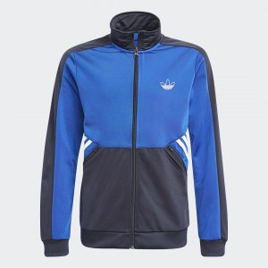 Олимпийка SPRT Collection Originals adidas. Цвет: синий