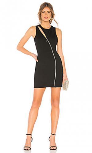 Обтягивающее платье leslie by the way.. Цвет: черный