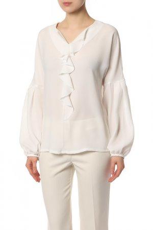 Блуза Adzhedo. Цвет: белый