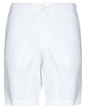 Бермуды ASPESI. Цвет: белый