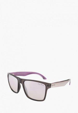 Очки солнцезащитные Ray Flector. Цвет: коричневый