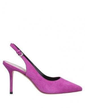 Туфли PREMIATA. Цвет: розовато-лиловый