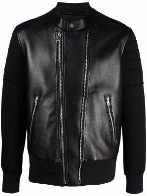 Куртка-бомбер Neil Barrett. Цвет: черный