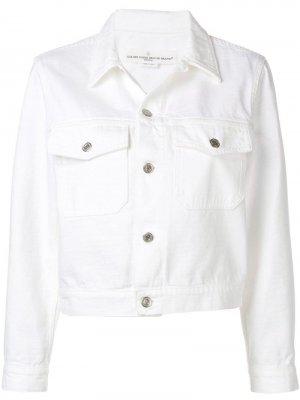 Укороченная джинсовая куртка Golden Goose