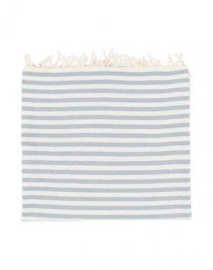 Пляжное полотенце ESPADRIJ. Цвет: лазурный