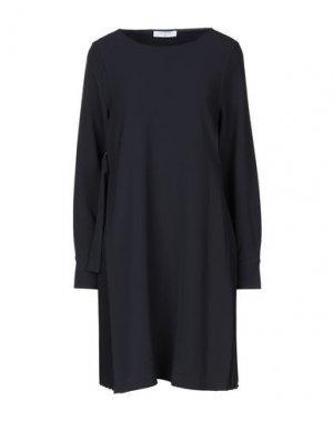 Короткое платье BEATRICE .b. Цвет: темно-синий