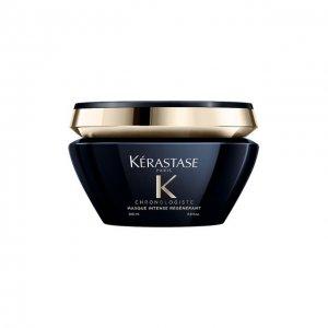 Ревитализирующая крем-маска для интенсивного питания волос Kerastase. Цвет: бесцветный