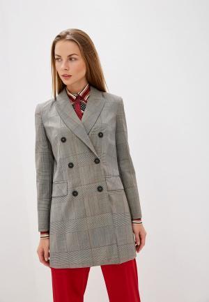 Пиджак Max&Co CALLA. Цвет: бежевый