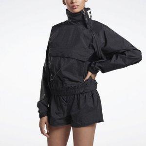 Тканый пуловер x Victoria Beckham Reebok. Цвет: black