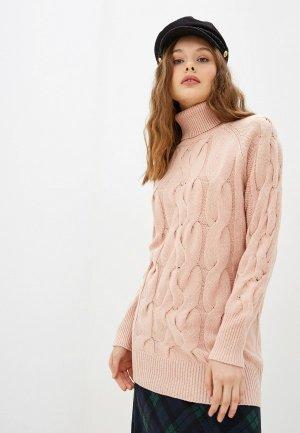 Свитер Vilatte. Цвет: розовый