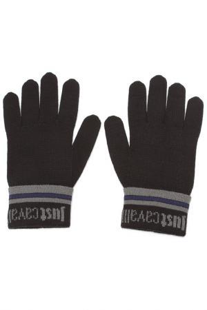 Перчатки Just Cavalli. Цвет: 202, черный
