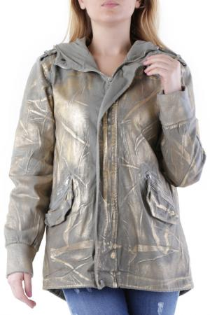 Куртка 525. Цвет: light green