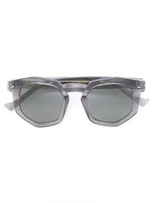 Солнцезащитные очки Composite Grey Ant. Цвет: серый