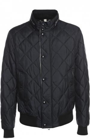 Куртка Burberry. Цвет: черный