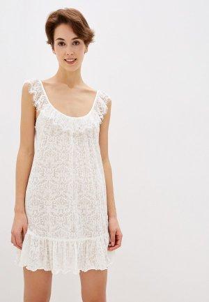 Сорочка ночная Balancelle. Цвет: белый