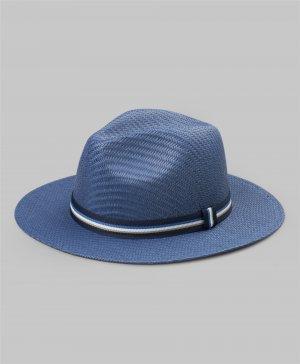 Шляпа HENDERSON. Цвет: темно-синий