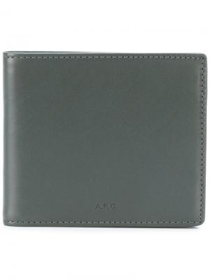 Бумажник Aly A.P.C.. Цвет: серый