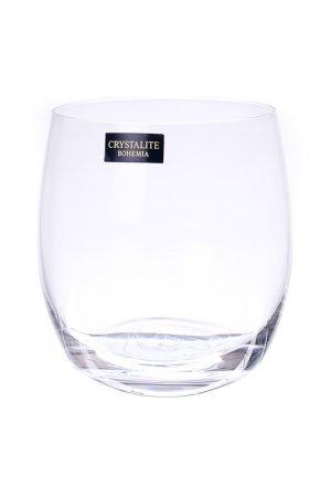 Набор стаканов, 410 мл,6 шт Crystalite Bohemia. Цвет: прозрачный