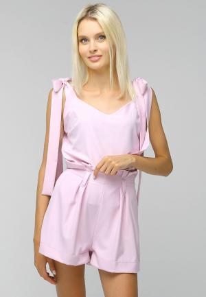 Комплект Toryz. Цвет: розовый