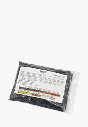 Загуститель для волос Ypsed Black (черный), сменный блок, 25 г. Цвет: черный