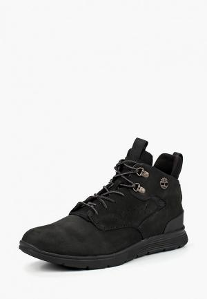 Ботинки Timberland KILLINGTON HIKER CHU BLACK. Цвет: черный
