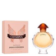 Парфюмированная вода для женщин с ароматом ванили и амбры Olympea Intense Eau de Parfum 30 мл Paco Rabanne
