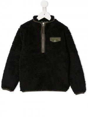 Пуловер Rae ANINE BING. Цвет: черный