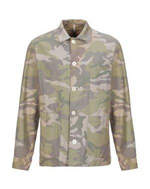 Пиджак SEVENTY SERGIO TEGON. Цвет: зеленый-милитари