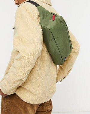 Зеленая сумка‑кошелек на пояс -Зеленый Dickies