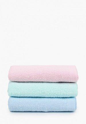 Набор полотенец кухонных Shining Star 3 шт., 35х45 см. Цвет: разноцветный