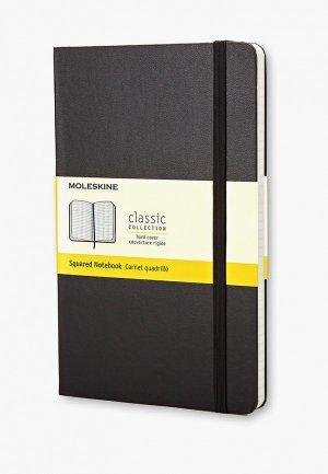 Блокнот Moleskine CLASSIC POCKET. Цвет: черный
