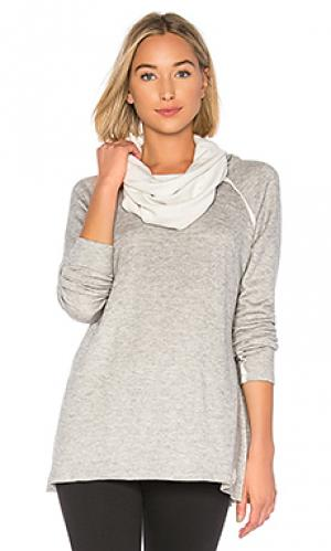 Пуловер Maaji. Цвет: серый