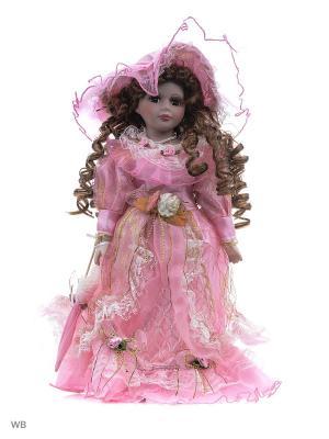 Кукла фарфор 16  Одри Angel Collection. Цвет: белый, розовый