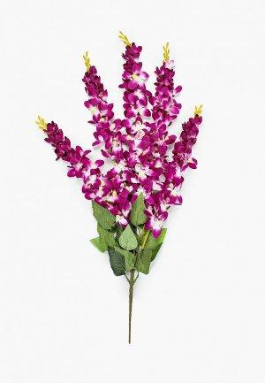 Растение искусственное Nothing but Love Глициния, ветка. Цвет: розовый