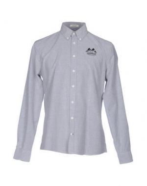 Pубашка LINDBERGH. Цвет: стальной серый