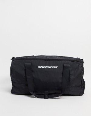 Черная сумка -Черный Skechers
