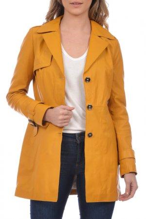 Jacket L.Y.N.N by Carla Ferreri. Цвет: yellow