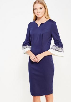 Платье Aelite AE004EWXZU32. Цвет: синий
