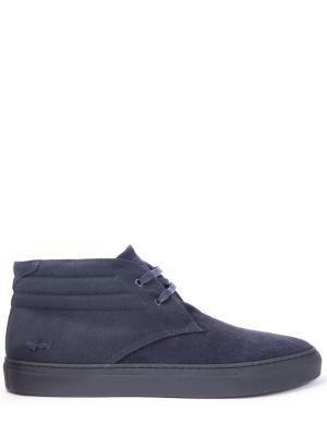Комбинированные ботинки-дезерты PAUL & SHARK