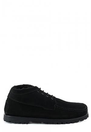Ботинки CASTORI. Цвет: черный