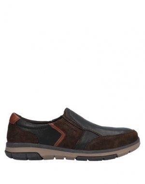 Низкие кеды и кроссовки ARA. Цвет: какао